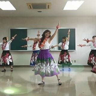 【奈良天理 フラダンス】はじめてのフラダンス+ストレッチヨガ教室 ...