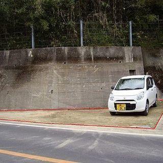 呼子の月極駐車場