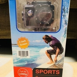 スポーツカメラ  値下げ!!