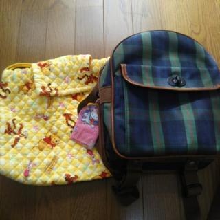 幼稚園・保育園リュック2個・ポロシャツ2枚