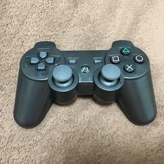 PS3 ワイヤレスコントローラ (DUALSHOCK3) ブラック
