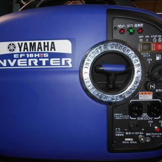 【J-1277】 ヤマハ YAMAHA インバーター発電機 EF1...