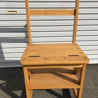 ※2通りになる椅子