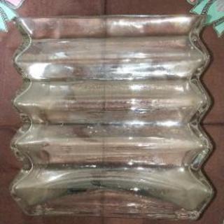 ガラス製の花瓶 物々交換でもOKです🍀の画像