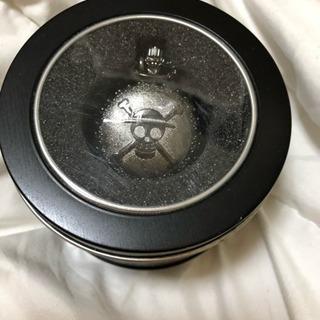 【値下げ♪】懐中時計①ONE PIECE ルフィ 新品未使用