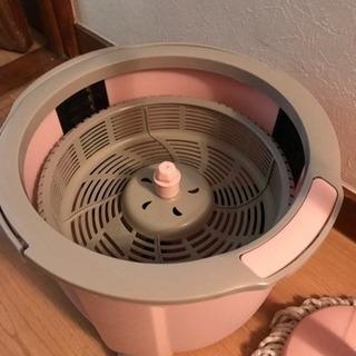 丸型 トルネードモップ ピンク