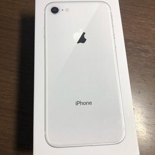 iPhone8 シルバー 64G B
