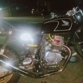 HONDA エイプ50(訳あり)  原付 50cc バイク