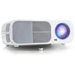 LEDプロジェクター【中央線受渡し】2600lm/動作確認のみ