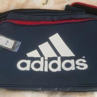 新品 アディダス スポーツバッグ