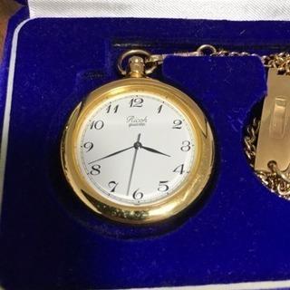 レア懐中時計 RICOH時計 貴重❗️