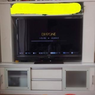 テレビ台の画像