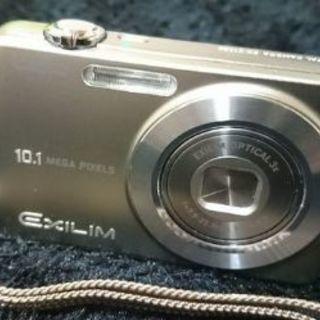 CASIO 液晶デジタルカメラ EXILIM EX-Z1080
