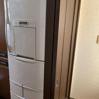 大幅値下げ☆日立 5ドア 冷凍冷蔵庫 小窓付き R-D40NPA...