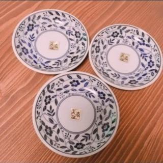 非売品 美濃焼 醤油皿3枚set