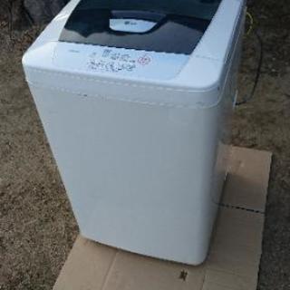 洗濯機 2007年製 LG 4.8kg