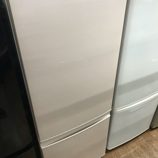SHARP 2ドア冷蔵庫 2011年製 USED