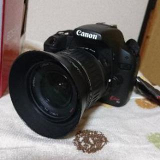 商談中Canon ESO KissX3