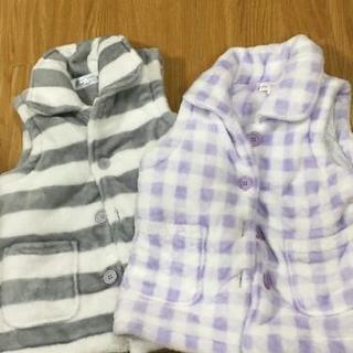 120はお取り引き相手決定しました!! 子ども用パジャマの上に着る...