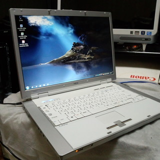 ノートパソコン NEC LaVie LL550/JG Windo...