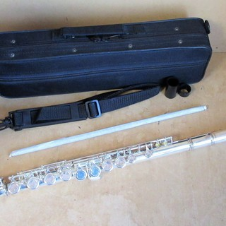 ☆これから始める方に最適なフルート 優しい音色で素敵な音楽◆楽器...