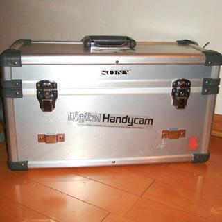 SONY DCR-VX1000 ビデオカメラ収納BOX