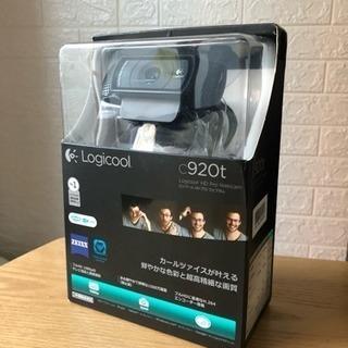 【お値下げしました】箱付き!高画質 Webカメラ フルHD108...