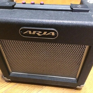 【中古】ARIA AB-10 ベースアンプ (エレキベース、エレ...