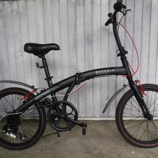 軽い!★ヴァクセンの折りたたみ自転車 中古自転車 219