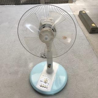 羽カバー欠品の扇風機