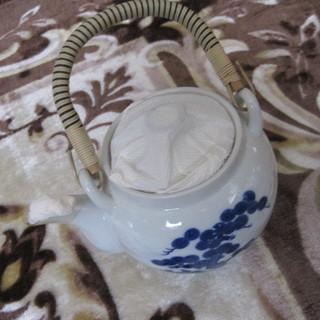 新品未使用 ★ きゅうす 陶器製 高さ 17㎝ほど ★
