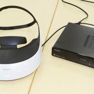 """ソニー Personal 3D Viewer""""SONY HMZ-T2"""
