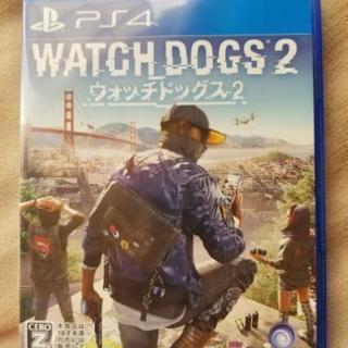 PS4 ウォッチドックス2