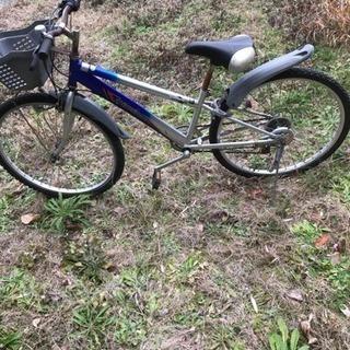 小学高学年用自転車6段変速決まりました