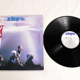7971 美品 見本品 LP レコード SKY4 スカイ4 帯付...
