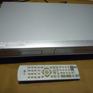 LGエレクトロニクス DVCR-B300 /DVDプレーヤー  ...
