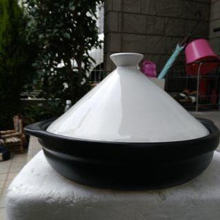 IH対応タジン鍋と簡易浄水器(共に新品)