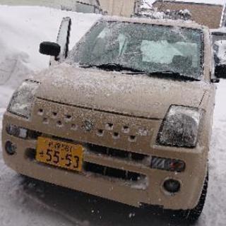 値下げ可 スズキ アルト 4WD  検32年8月 札幌市内近郊名変...