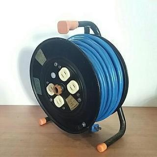 電工ドラム コードリール NR-304D