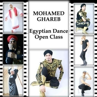 エジプト民族舞踊のオープンクラス!