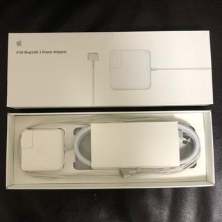 【Apple】MacBook Air 13インチ 純正品 充電器
