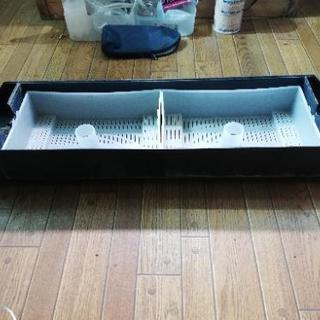 【配達可能】90cm水槽用上部フィルター ポンプなし