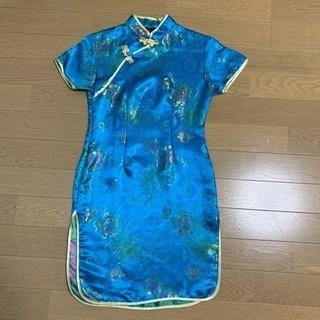 美品‼️女児向け チャイナドレス マレーシアで購入 チョンサム