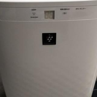 シャープ 加湿空気清浄機 プラズマクラスター搭載  31畳対応