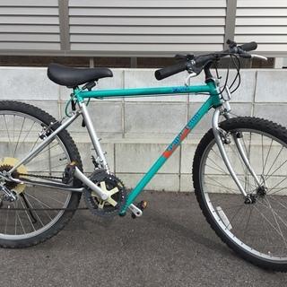 希少車・ZONA Grand Teton  MTB 折り畳み自転...