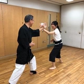 女性の教える古武道ー千代田区神田  初心者から安心して楽しく稽古が...