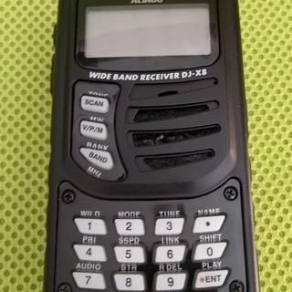 ご自宅周辺などで盗聴に使用される電波の検出をします。の画像