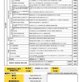 3月開講!【職業訓練】ビジネスパソコン基礎科 受講生大募集 - 志木市