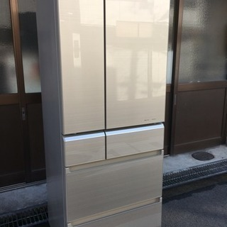 Panasonic  6ドア冷蔵庫  501L 【2015年製】