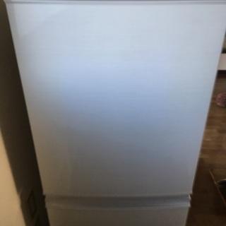 SHARP 冷凍冷蔵庫 2017年製